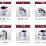 Thép Hùng Phát cung cấp phụ kiện ren mech giá rẻ