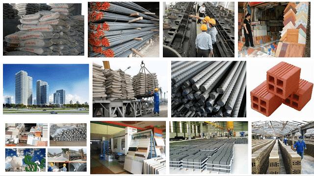 Top 10 địa chỉ phân phối vật liệu xây dựng chuyên nghiệp tại Tphcm