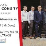 Dịch Vụ Thành Lập công ty tại Quận Tân Phú TP HCM