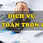 Dịch vụ kế toán trọn gói Tp HCM từ A đến Z