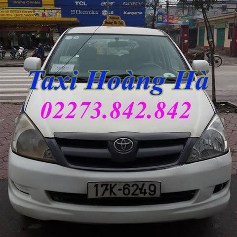 Taxi Hoàng Hà