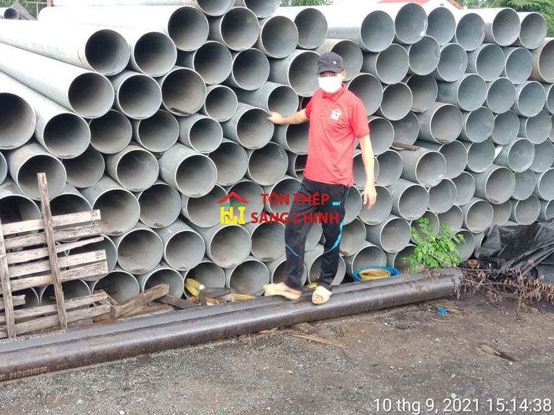 Báo giá thép ống mạ kẽm Hòa Phát